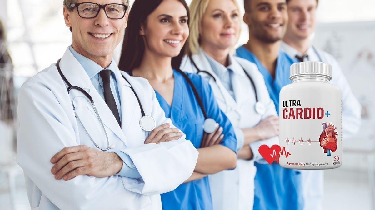 Ultra Cardio+– opinie – skład – cena – gdzie kupić?